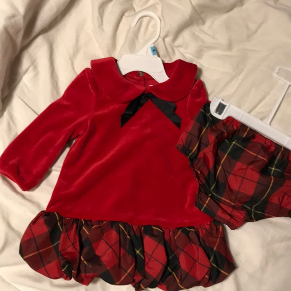 baby christmas ralph lauren dress